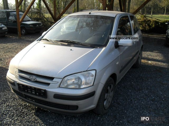 2005 hyundai getz 1 5 crdi gls car photo and specs. Black Bedroom Furniture Sets. Home Design Ideas