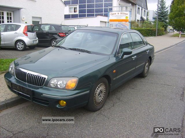 Hyundai  XG-30 3.0 V6 WITH FULL MENGEL 2001 Liquefied Petroleum Gas Cars (LPG, GPL, propane) photo