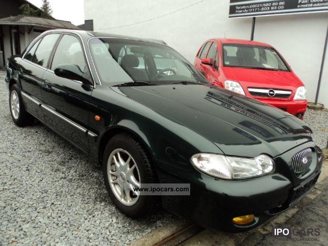 1996 Hyundai  Sonata GLS 2.0i 16V * AIR * ALU * ORG.94 '* TKM * S.H. Limousine Used vehicle photo