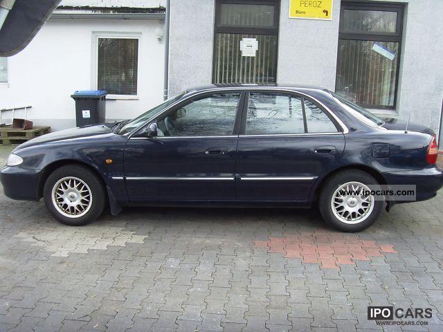 1997 Hyundai  Sonata 3.0i V6 Auto GLS * Leather - Air * Limousine Used vehicle photo