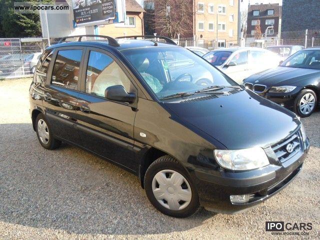 2002 Hyundai  Matrix 1.8 GLS EURO 4 Van / Minibus Used vehicle photo