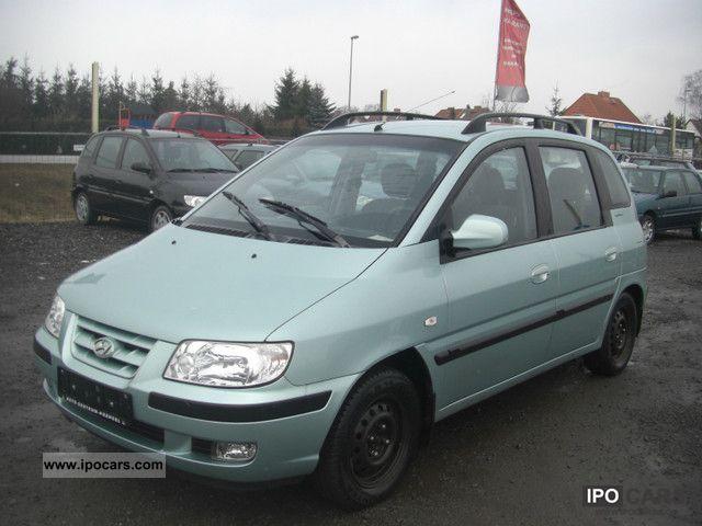 2003 Hyundai  Matrix 1.8 GLS * € 4 * 2.Hand Van / Minibus Used vehicle photo