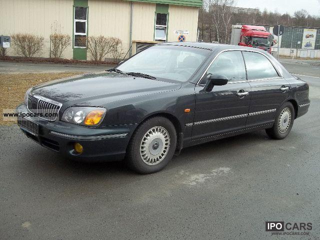 2001 Hyundai  XG 30 3.0 V6 Limousine Used vehicle photo