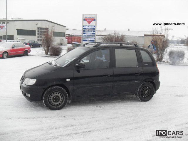 2003 Hyundai  Matrix 1.5 CRDi Cup tüv climate € 3 Van / Minibus Used vehicle photo