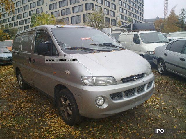 1998 Hyundai  H-1 Van / Minibus Used vehicle photo
