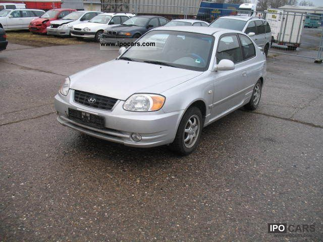 2005 Hyundai  Accent 1.3i GLS Limousine Used vehicle 			(business photo