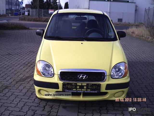 2002 Hyundai  Atos Limousine Used vehicle photo