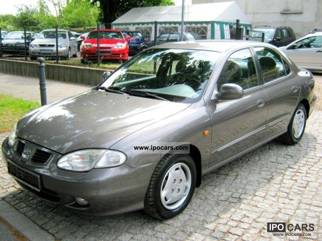 2000 Hyundai  LANTRA 2.0i GLS AUTO \ Limousine Used vehicle photo