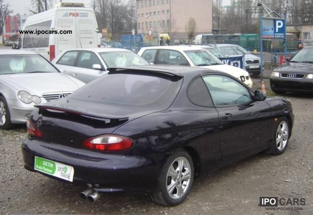 1997 Hyundai Coupe Super Stan Car Photo And Specs
