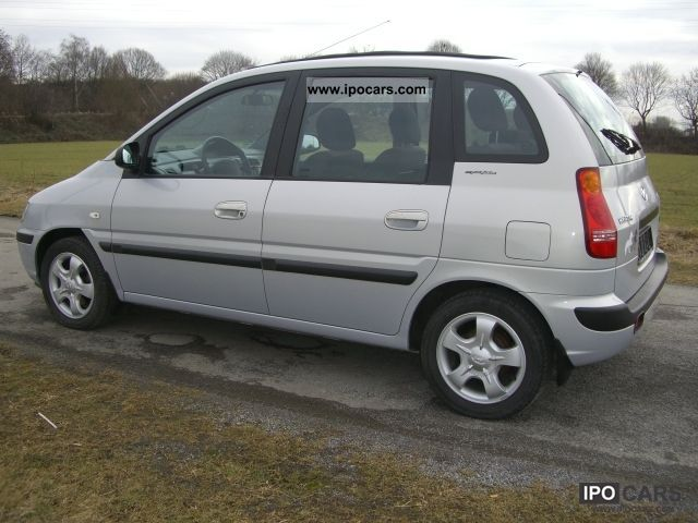2002 Hyundai  Matrix 1.6 Sky Van / Minibus Used vehicle photo