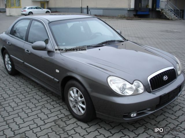 2002 hyundai sonata gls car photo and specs ipocars com