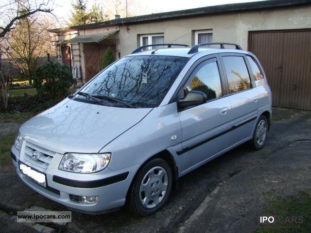2002 Hyundai  Matrix Other Used vehicle photo
