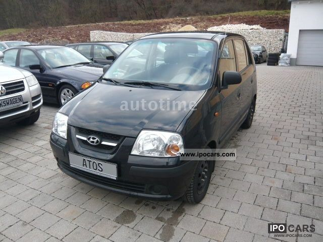 2007 Hyundai  Atos 1.1 Small Car Used vehicle photo