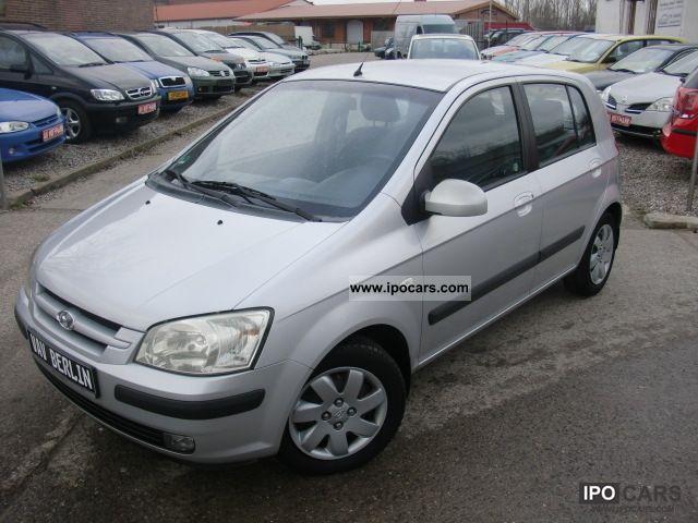 2002 Hyundai  Getz 1.3 GLS * ABS * Air conditioning * Power * etc * Euro4 Small Car Used vehicle photo