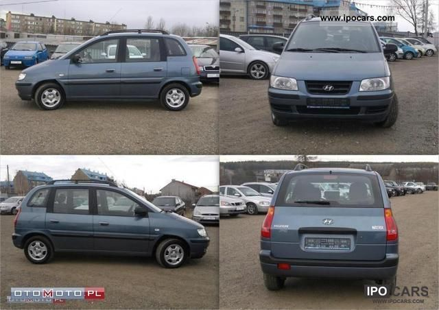 2003 Hyundai  Matrix \\ MATRIX DO WEJD ¬ A :)) \\ Small Car Used vehicle photo