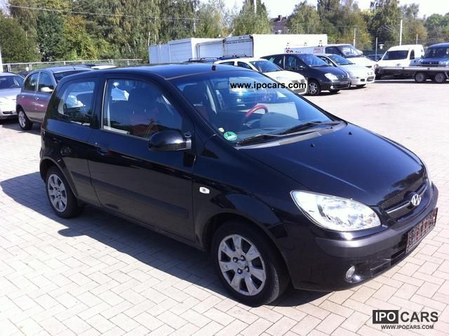 2006 Hyundai  Getz 1.1 AIR Bj2006 Small Car Used vehicle photo