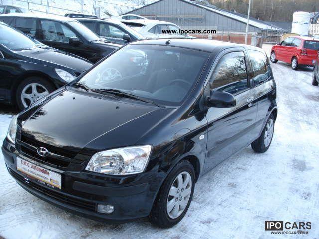 2002 Hyundai  Getz 1.3 GLS climate checkbook- Small Car Used vehicle photo