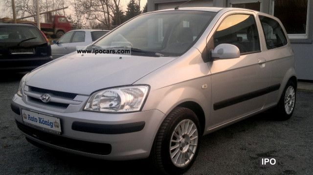 2005 Hyundai  Getz 1.1 * new * Upon request, TÜV Small Car Used vehicle photo