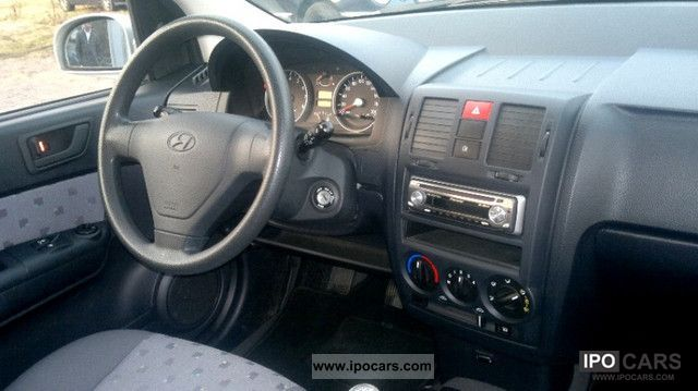 Mazda 3 5 Door >> 2005 Hyundai Getz 1.1 * new * Upon request, TÜV - Car Photo and Specs