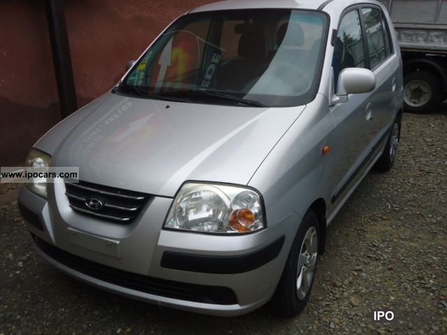 2004 Hyundai  Prime Small Car Used vehicle photo