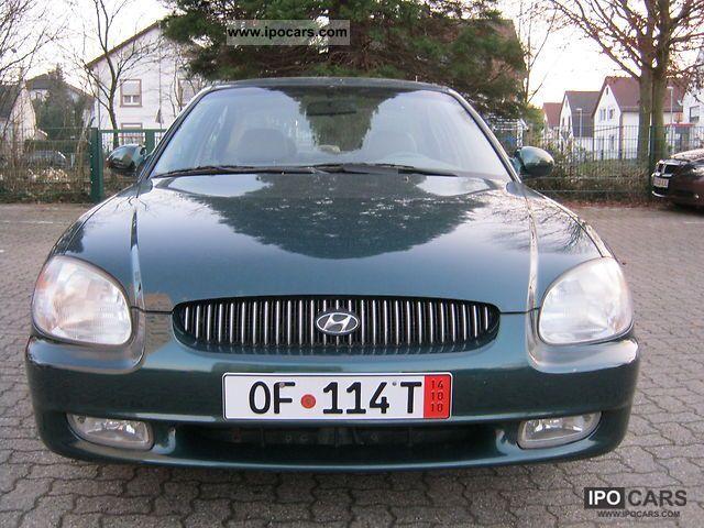 2001 Hyundai  Sonata 2.5i V6 GLS Limousine Used vehicle photo