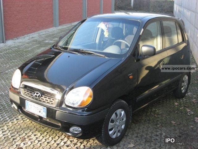 2003 Hyundai Atos Prime 1 0 Gls 12v Car Photo And Specs