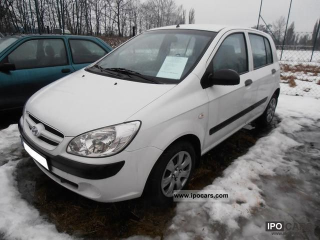 2007 Hyundai  SALON PL. WŁAŚCICIEL Getz-I, 23% VAT INVOICE Other Used vehicle photo