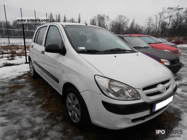 2007 Hyundai  Getz SUPER OFFER FIRM DLA - F / VAT 23% Other Used vehicle photo