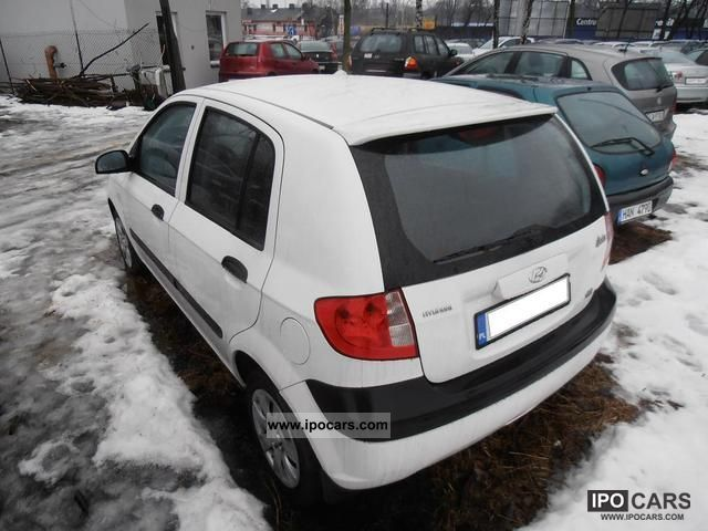 2007 Hyundai Getz Super Offer Firm Dla F Vat 23 Car