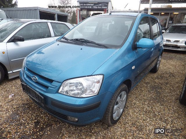 2004 hyundai getz 1 5 crdi gls 1 hand new hu car photo and specs. Black Bedroom Furniture Sets. Home Design Ideas