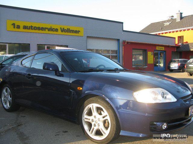 2003 Hyundai  Coupe 2.0 GLS Sports car/Coupe Used vehicle photo