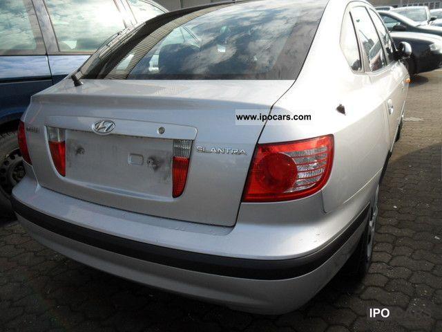 ... 2005 Hyundai Elantra 1.6i GLS / 8xReifen/Klimatronik Limousine Used  Vehicle Photo ...