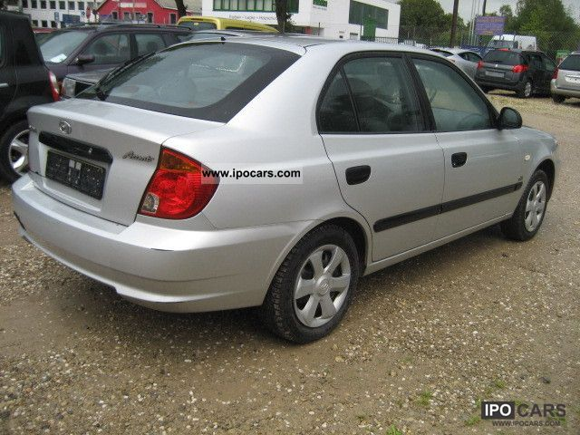 ... 2005 Hyundai Accent CRDi GLS Limousine Used Vehicle Photo ...