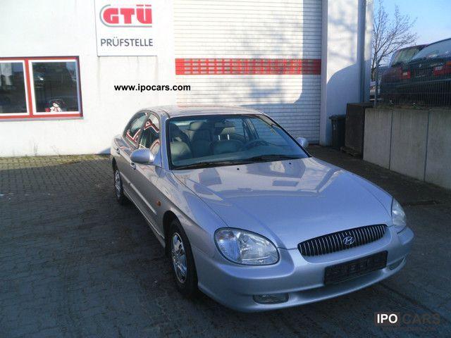 2001 Hyundai  Sonata 2.5i V6 Automatic GLS_ VOLLAUSSTATTUNG ** ** Limousine Used vehicle photo
