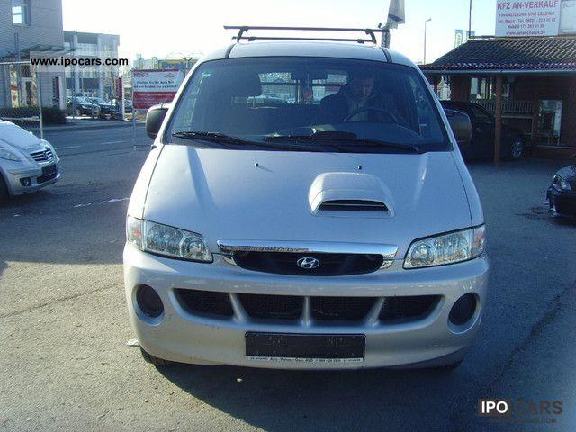 2001 Hyundai  H 1 Van / Minibus Used vehicle photo