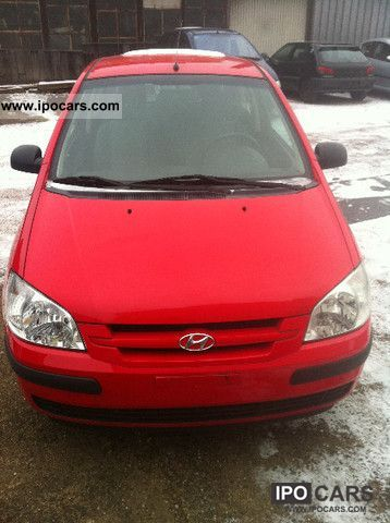 2005 Hyundai  Getz 1.1 Small Car Used vehicle photo