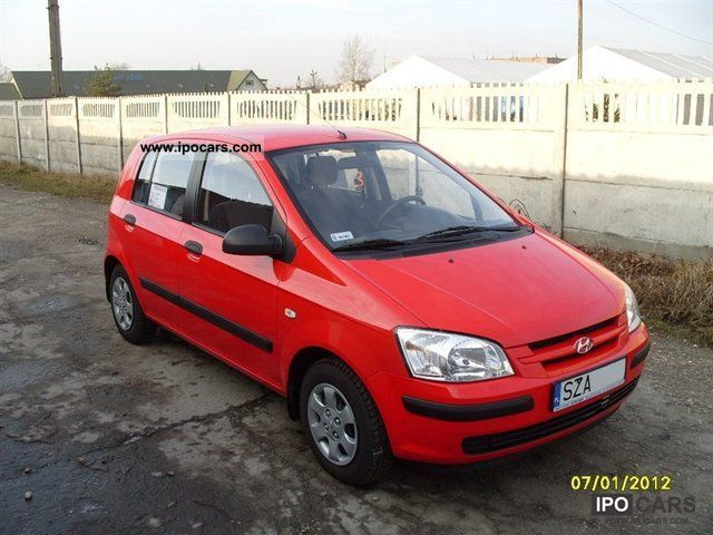2004 Hyundai  Getz Other Used vehicle photo