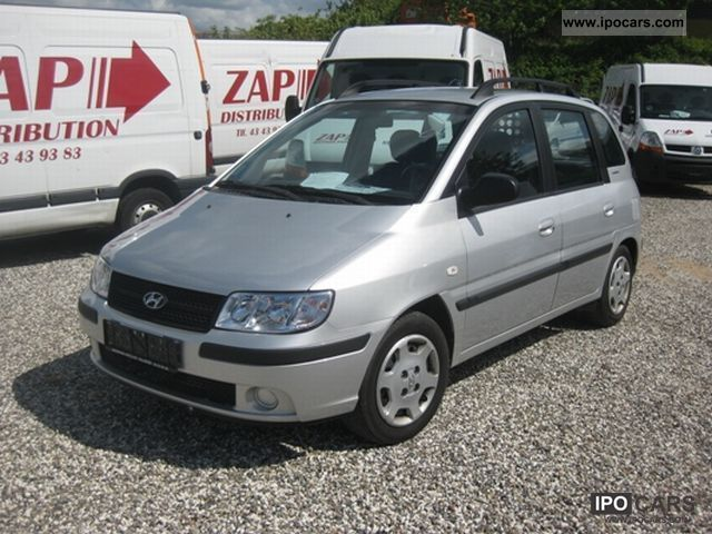 2007 Hyundai  Matrix 1.6 GLS Van / Minibus Used vehicle photo