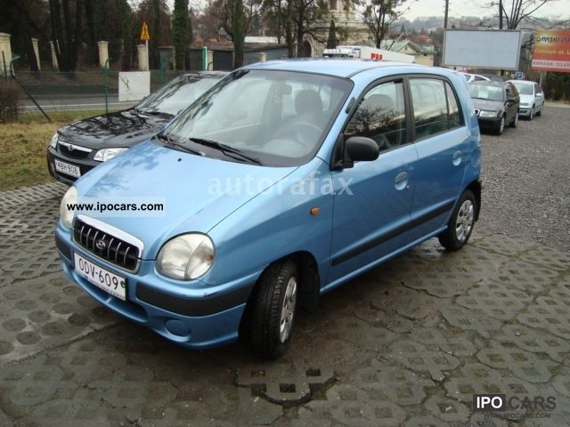 2001 Hyundai  PRIME 1.0 AUTOMATIC BENZYNA EL. Szyby Small Car Used vehicle photo