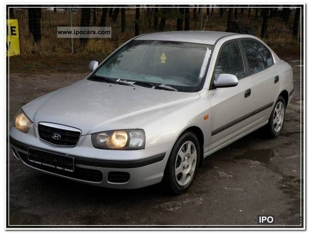 2003 Hyundai  * AIR * Elantra 2.0CRDI OPŁACONY * Limousine Used vehicle photo