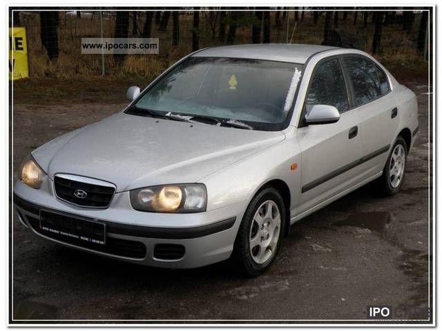 2003 Hyundai  * AIR * Elantra 2.0CRDI OPŁACONY * Limousine Used vehicle photo