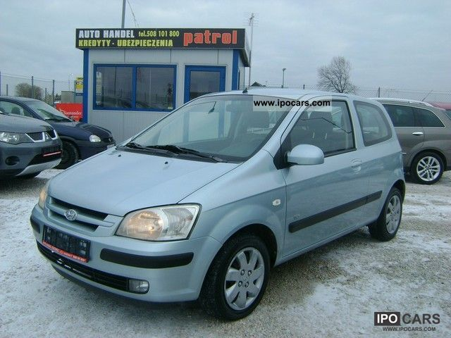 2005 Hyundai  Getz Piękny AIR 4L/100KM OKAZJA! Other Used vehicle photo