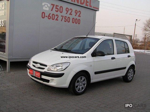 2007 Hyundai  Getz FAKTURA VAT 23% Other Used vehicle photo