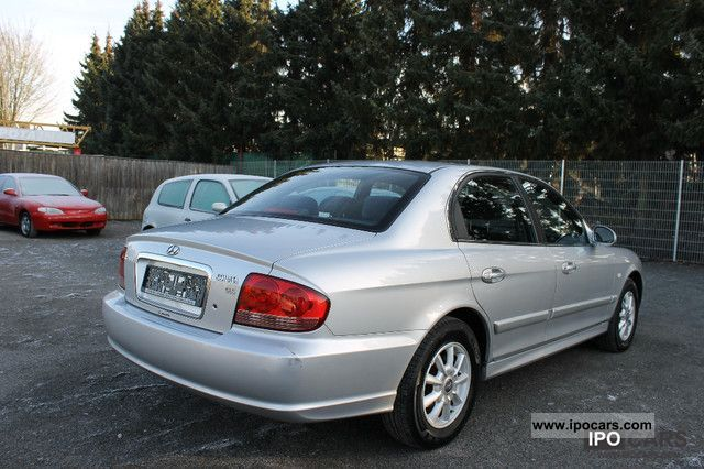 Marvelous 2003 Hyundai Sonata 2.0 GLS * 1 Hand * Limousine Used Vehicle Photo ...