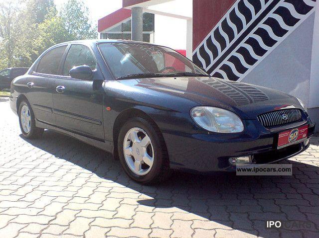 2000 Hyundai  Sonata GLS 2.0i 16V climate leather seats Limousine Used vehicle photo