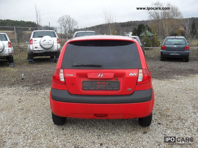 2006 hyundai getz 1 5 crdi vgt gls car photo and specs. Black Bedroom Furniture Sets. Home Design Ideas