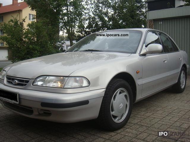 1994 Hyundai  SONATA AUTO 3.0i V6. GLS 48.970KM RENTNERFZG! Limousine Used vehicle photo