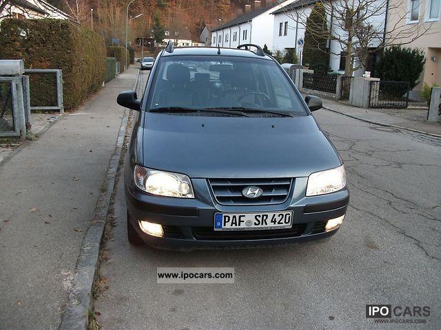 2001 Hyundai  Matrix 1.8 GLS Van / Minibus Used vehicle photo