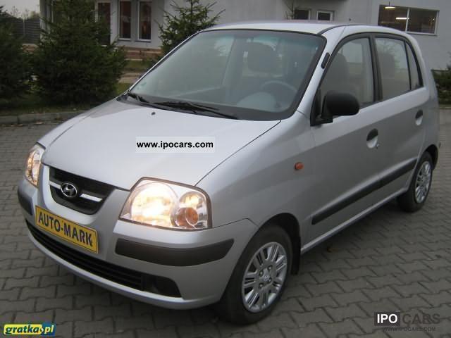 2006 Hyundai  Atos Prime AIRBAG KSIĄŻKA_SERWIS WSPOMAGANIE M Other Used vehicle photo