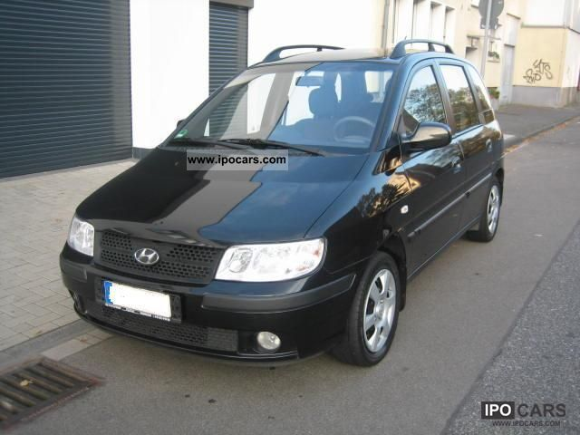 2006 Hyundai  Matrix 1.8 GLS MS TYRES AIR 1HAND Van / Minibus Used vehicle photo
